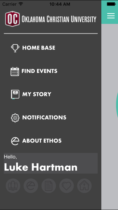 OC Ethos screenshot one