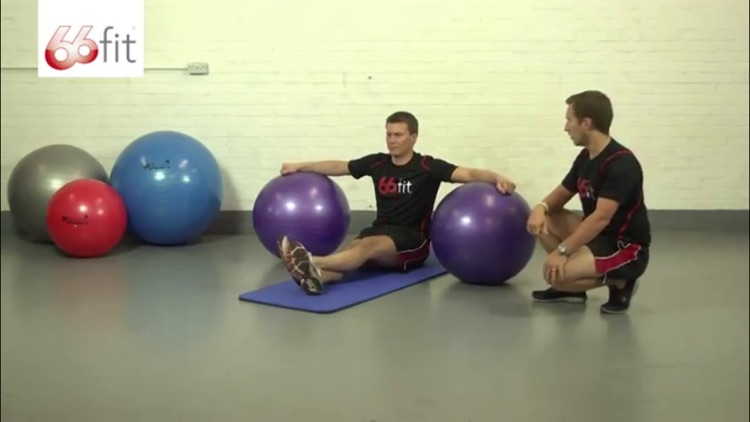 Gym Ball Fitness screenshot-2