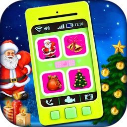 christmas baby toy phone mobile - My Little Baby Phone - Interactive baby phone for toddlers