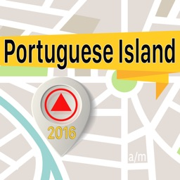 Portuguese Island Offline Map Navigator and Guide