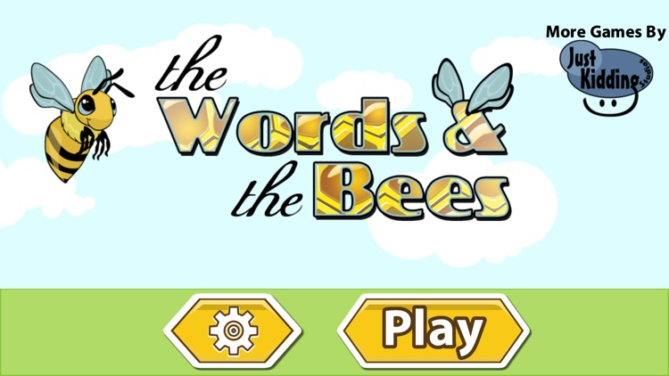 The Words and The Bees: Word Search