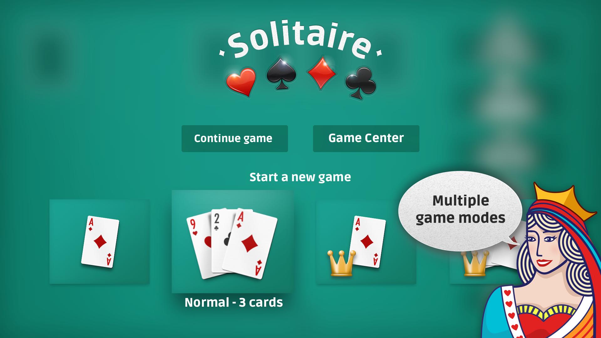 Solitaire ∘ screenshot 10