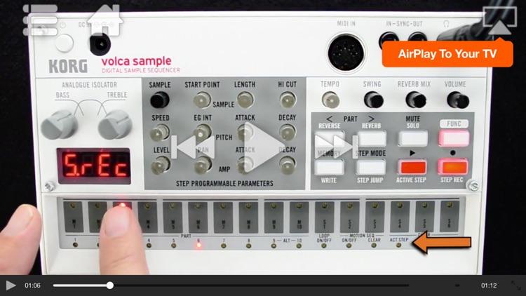 Exploring volca sample screenshot-4