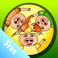 Codes for The Three Little Pigs Lite * Multi-lingual Stories Hack