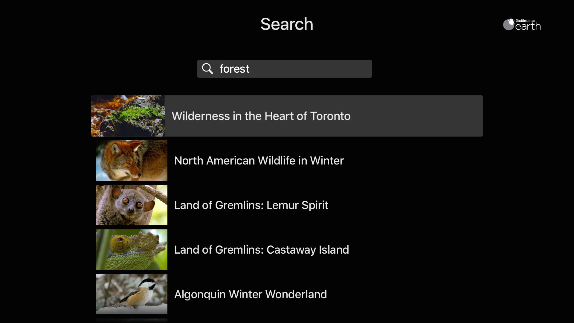 Smithsonian Channel screenshot 15
