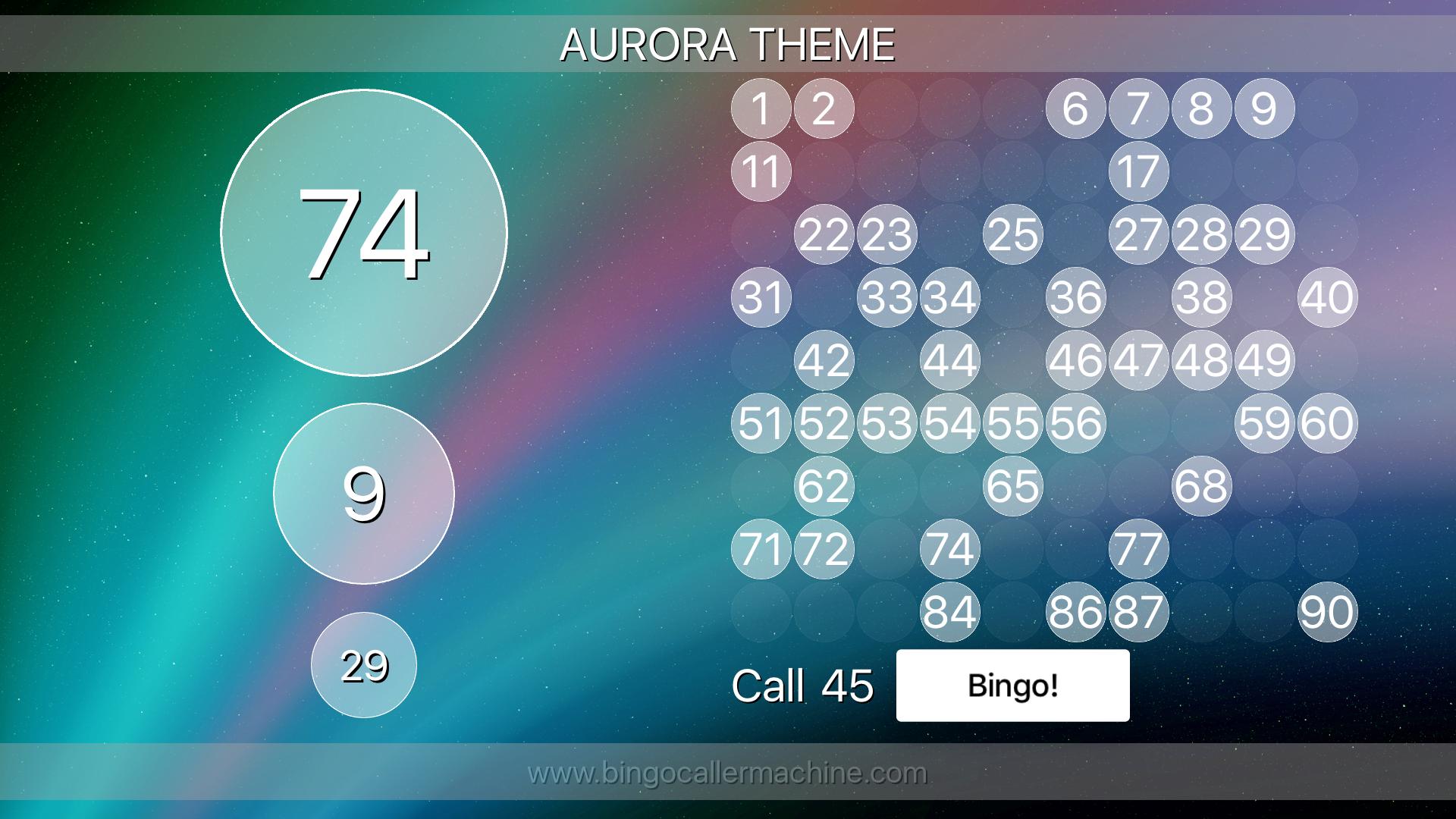 Bingo Caller Machine screenshot 13