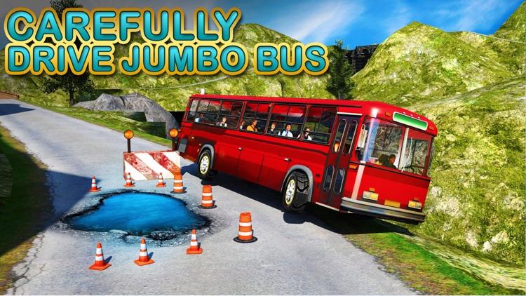 Bus Driver 3D : Hill Station screenshot-3