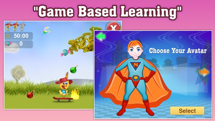 Grade 2 ELA - English Grammar Learning Quiz Game by ClassK12 [Lite] screenshot-3