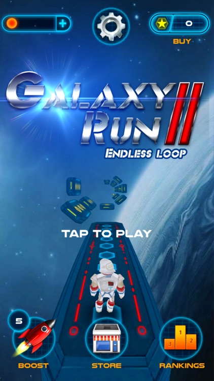 Galaxy Run 2 - Endless Loop! screenshot-0
