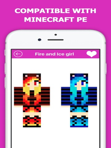 Best Girl Skins for Minecraft PE Free - 2016 Edition-ipad-4