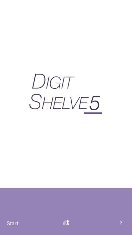 Digit Shelves screenshot-0