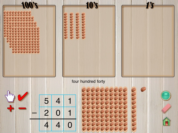 Hands-On Math: Bean Sticks screenshot-3