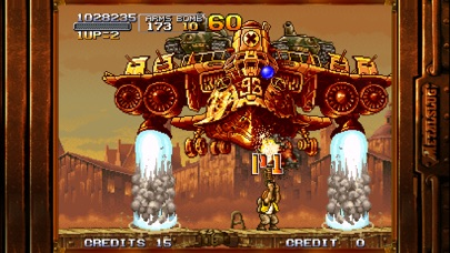 Screenshot for METAL SLUG X in Belgium App Store