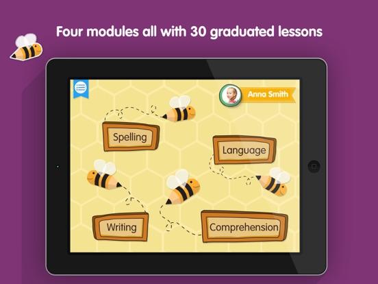 LessonBuzz - Literacy 5 screenshot one
