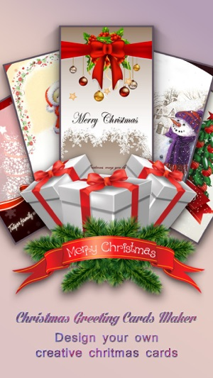 Christmas greeting cards maker mail thank you send wishes with screenshots m4hsunfo