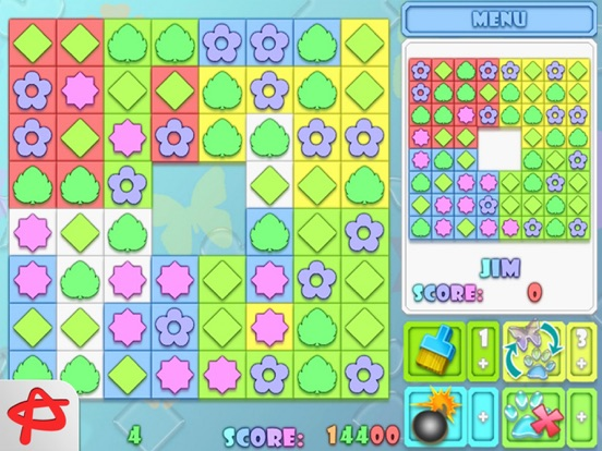 Fitz 2: Magic Match 3 Puzzle screenshot 3