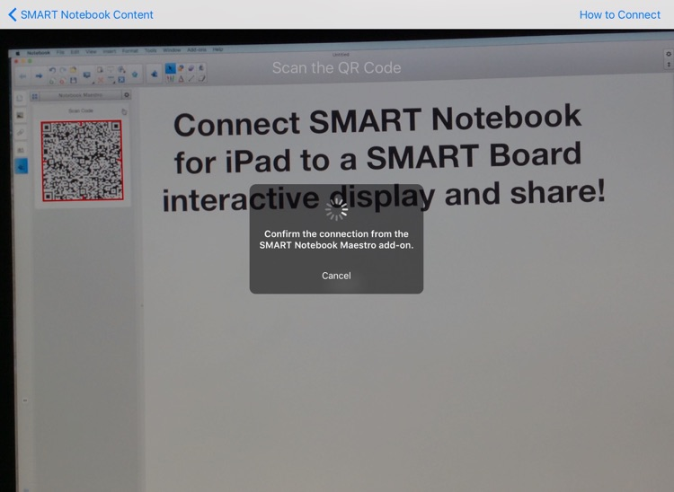 SMART Notebook for iPad screenshot-4