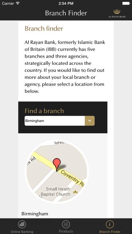 Al Rayan Bank UK screenshot-3