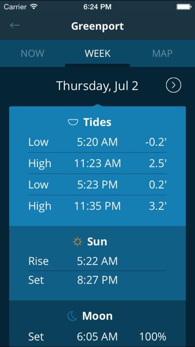 Tides Near Me - Free Screenshot