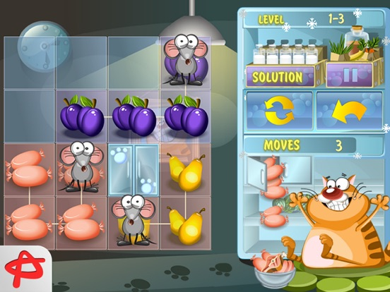 Steal the Meal: Unblock Puzzle screenshot 5