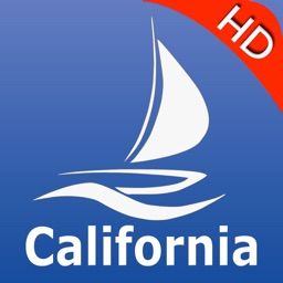 California GPS Nautical charts pro