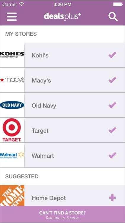 DealsPlus Coupons, Weekly Ads & Deals screenshot-4