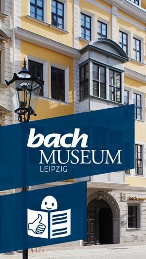 Bach-Museum Leipzig - Leichte Sprache - offizielle App zur Ausstellung um Johann Sebastian Bach mit Multimediaguide Screenshot