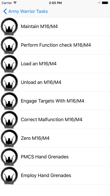 Army Warrior Tasks screenshot-3