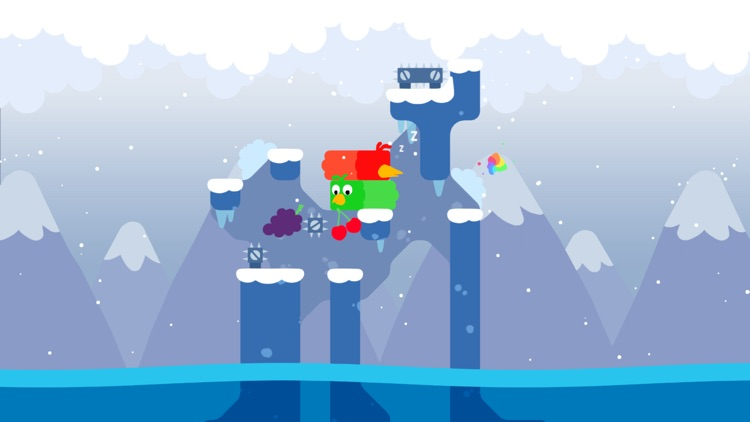 Snakebird screenshot-4