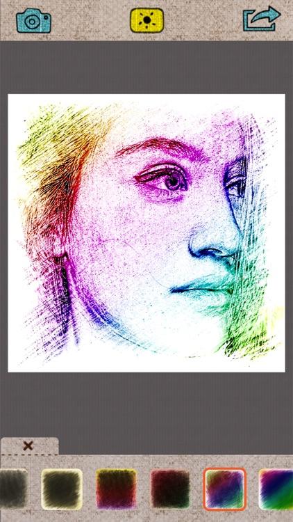Photo Sketch – My Pencil Draw Avatar Creator screenshot-3