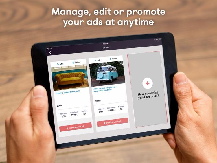 Gumtree for iPad screenshot-3