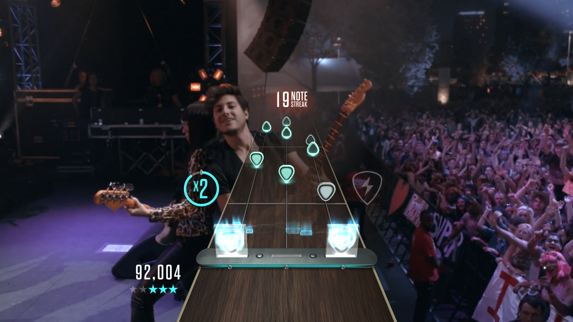 Guitar Hero® Live screenshot 13