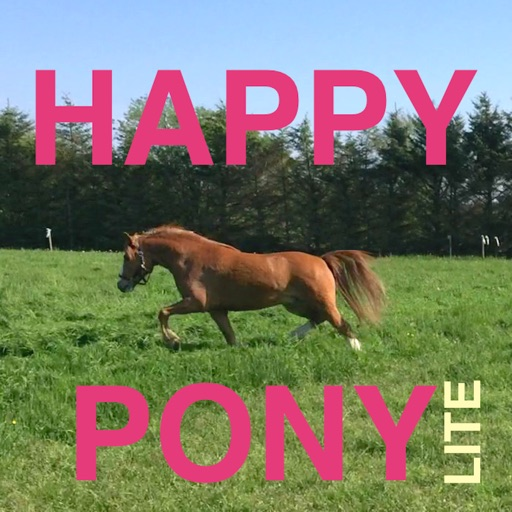 Happy Pony Lite for iPhone by Horse Reader