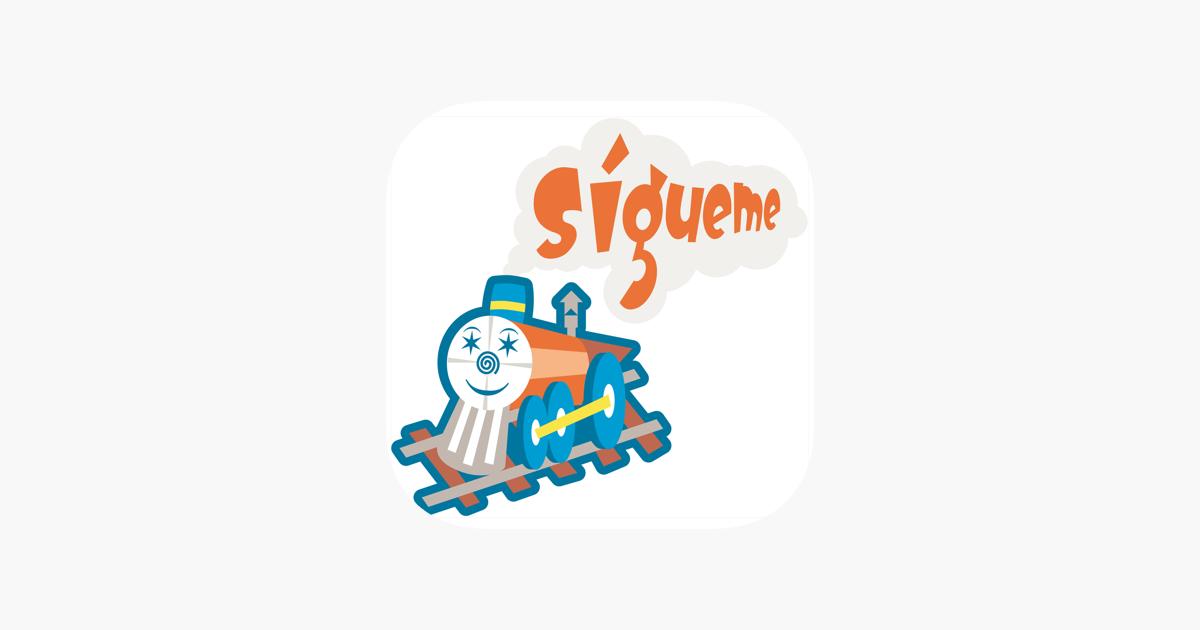 d9897e667a7  Sígueme en App Store
