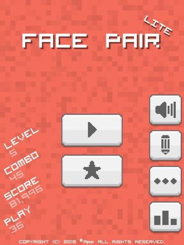 Screenshot #4 for Face Pair Lite