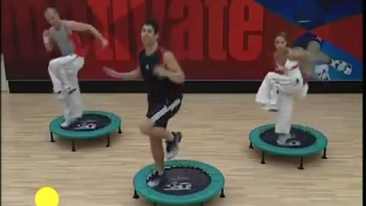 Rebounder Fitness screenshot-4
