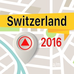 Switzerland Offline Map Navigator and Guide