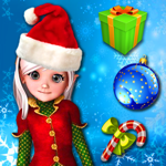Santa Games and Puzzles - Swipe yummy candy to make it collect jewels for Christmas! Hack Online Generator  img