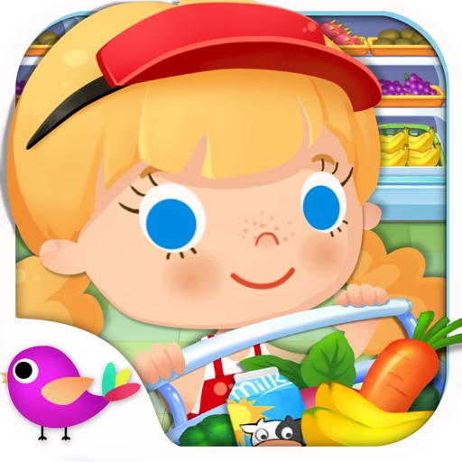 Candys Supermarket - Kids Educational Games