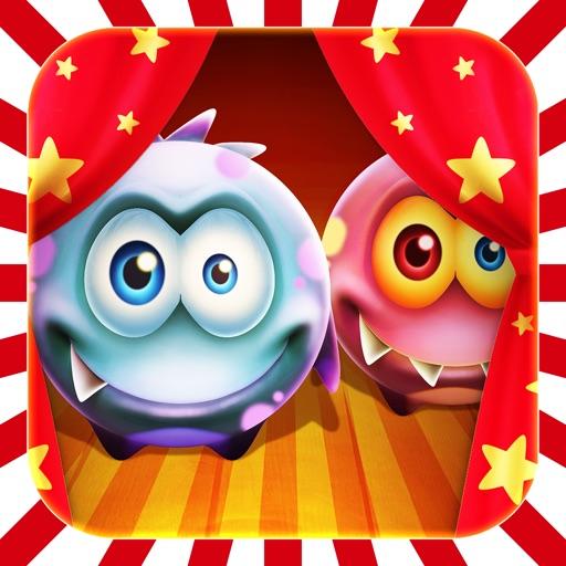 Candy Little Monster: Brick Breaker Free