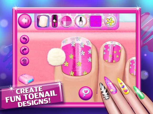 Nail Salon & Toenail Magic Spa on the App Store