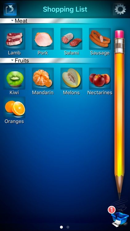 Tap and Buy - Simple Shopping List (Grocery List) screenshot-3