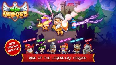 Screenshot #6 for Rise of Heroes