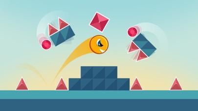Screenshot #6 for Jumping Genius - Hyper Monster Rush & Swiper Shape Mobile Game