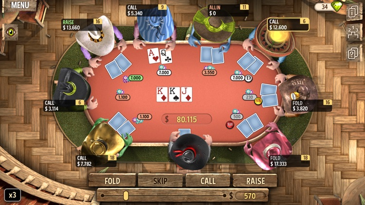 Governor of Poker 2 - Offline screenshot-4