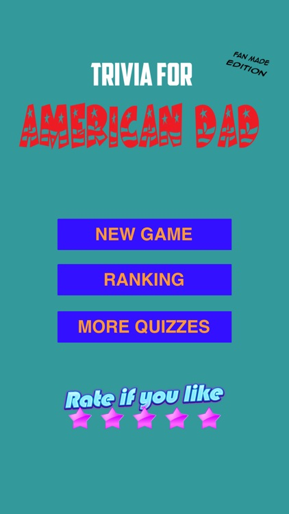 Trivia for American Dad a fan quiz with questions and answers