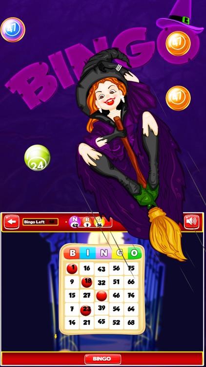 Wizard Bingo Pro - Fun Bingo Game screenshot-3