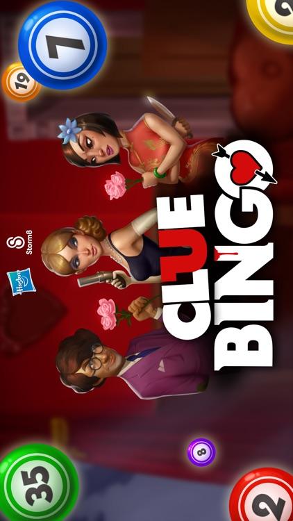 CLUE Bingo: Valentine's Day screenshot-4