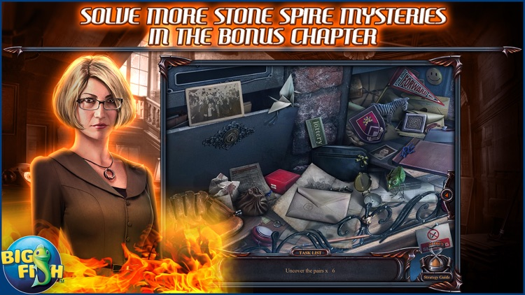 Haunted Hotel: Phoenix - A Mystery Hidden Object Game (Full) screenshot-3