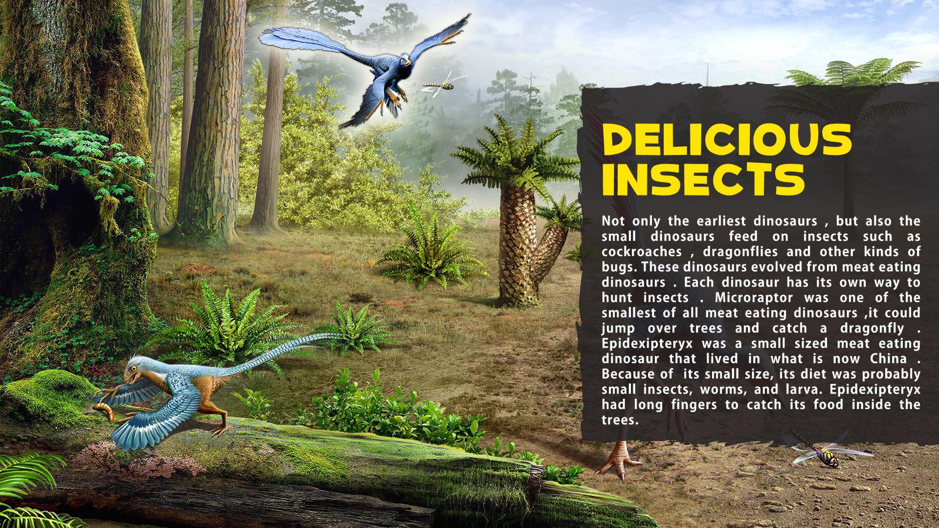 World of Dinosaurs KIDS screenshot 3